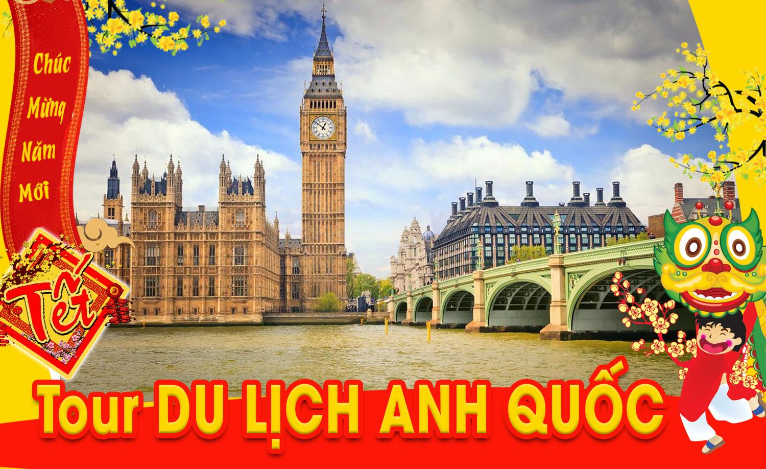 Tour du lịch Anh Quốc: Manchester – Liverpool – Oxford – London